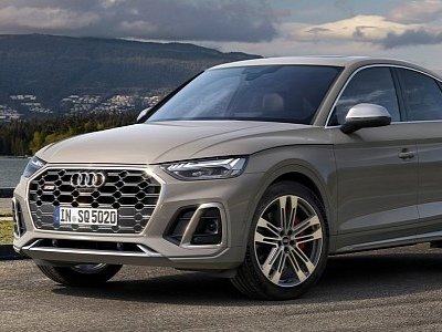 Audi Wants Over €71k for the 2021 SQ5 Sportback Equipped With a Diesel Engine