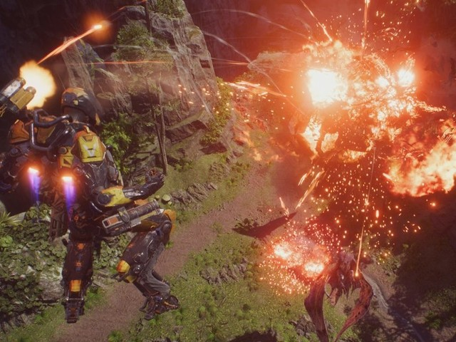 Anthem servers holding strong for Origin Access players