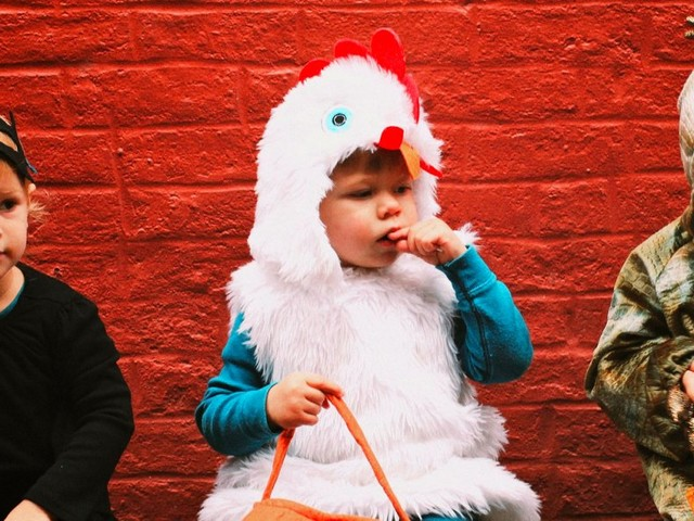 Here's how much sugar the average kid consumes on Halloween —and it's way more than you'd think