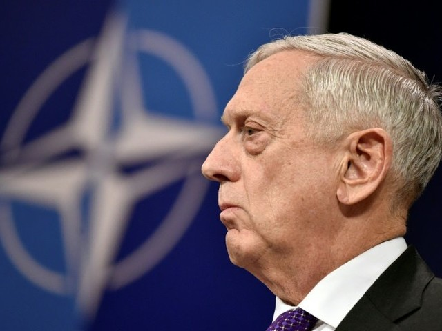 Artificial intelligence poses questions for nature of war: Mattis