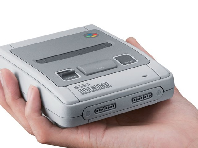 Classic Mini SNES back in stock at Nintendo UK for £80
