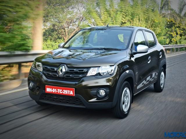 Renault KWID Crosses 175,000 Sales Milestone