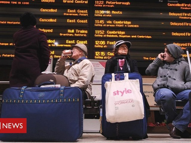 Govia Thameslink fined record £5m over timetable chaos