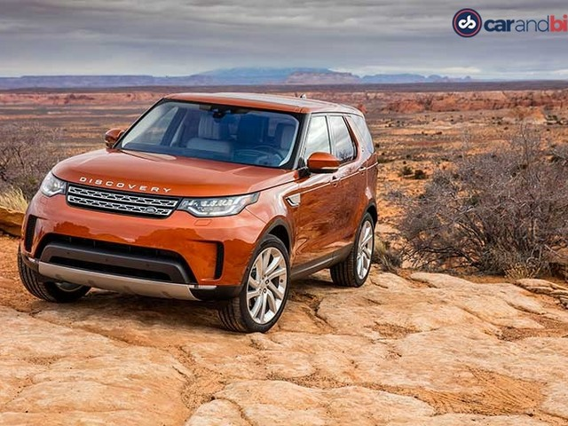 2017 Land Rover Discovery To Be Launched In India Next Month