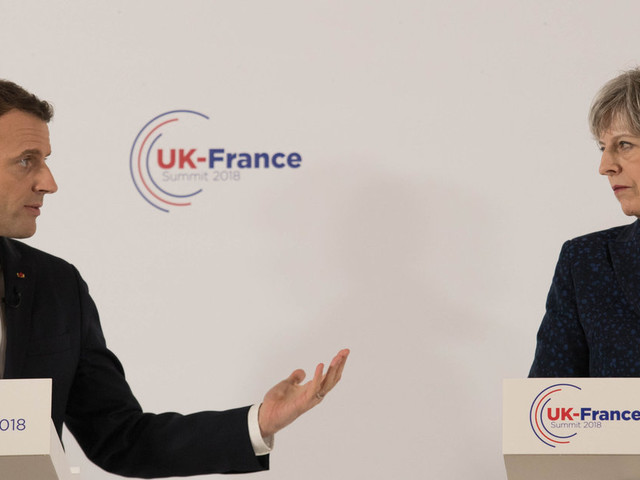 Emmanuel Macron Dismisses 'Special' Brexit Deal As 'Hypocrisy' In Blow To Theresa May