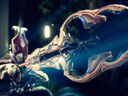 Warframe: Chains of Harrow update brings Earth makeover today