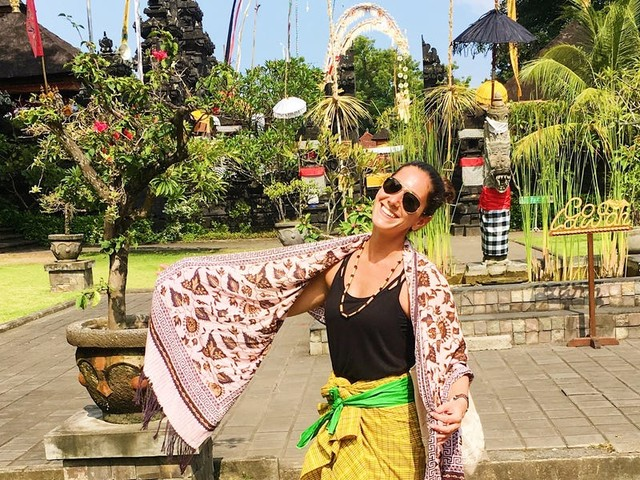 I waited my whole life to go to Bali. Now I wish I had kept waiting.
