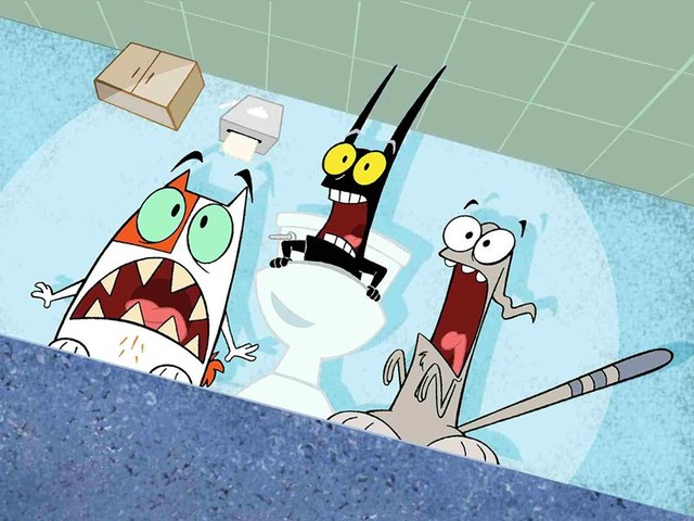 New Year's Nicktoons Continues with 'Catscratch' | Saturday Mourning Cartoons