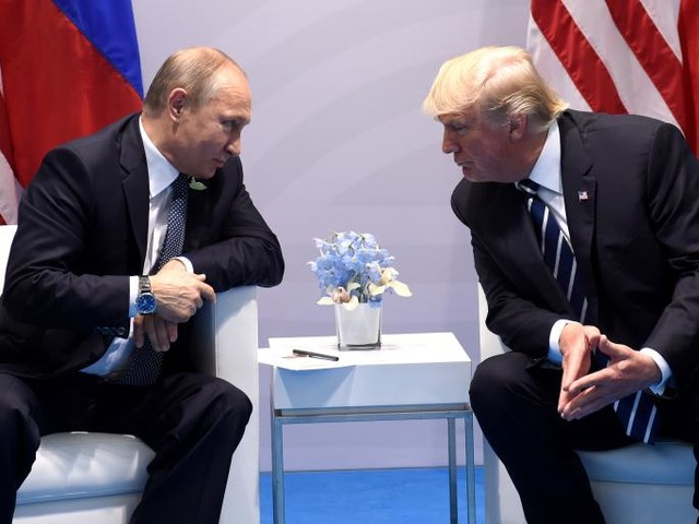 Trump Had a Second, Undisclosed Hour-Long Meeting with Putin at G-20
