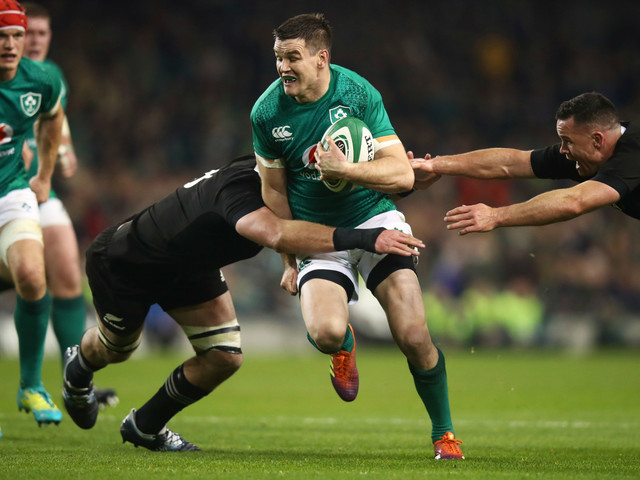 Ireland, England and Wales ready for 2019 Rugby World Cup