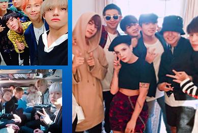 40 Selfies That Define BTS' Incredible 2017