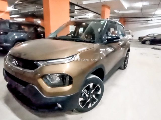 Tata Punch Official Debut Date Is 4th Oct – New Walkaround Video