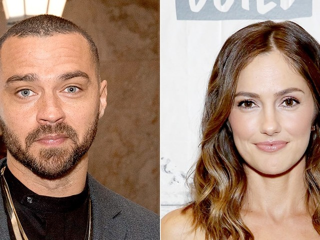 Jesse Williams and Minka Kelly Enjoyed Movie Date One Day After She Slammed Cheating Rumors