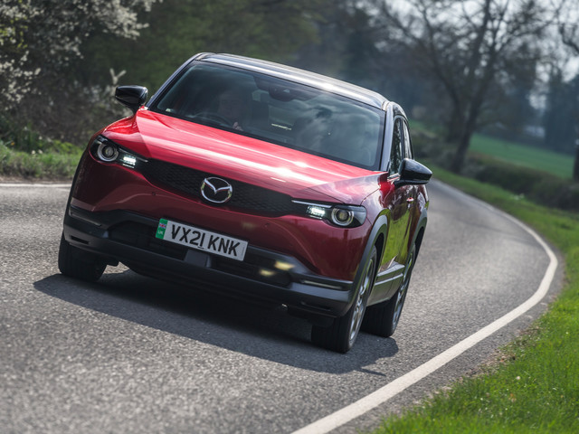 Mazda MX-30 2021 long-term review