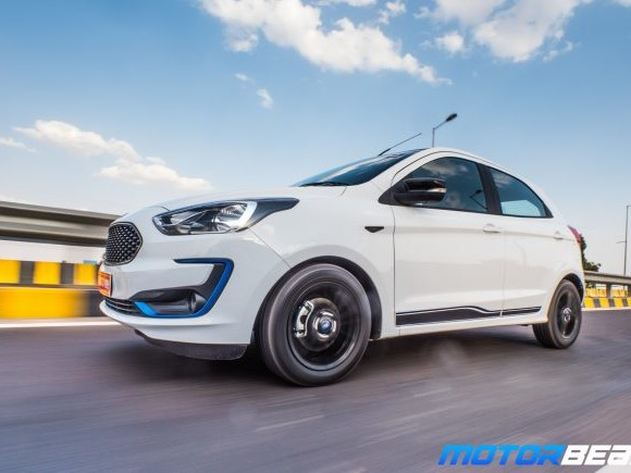 2019 Ford Figo Test Drive Review – Best In Class!