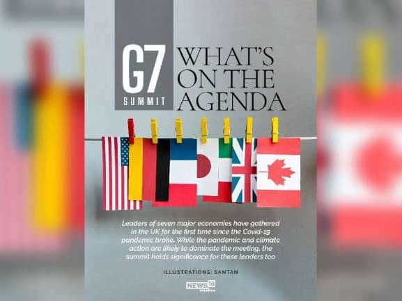 G7 Summit | Here#39;s what#39;s on the leaders agenda