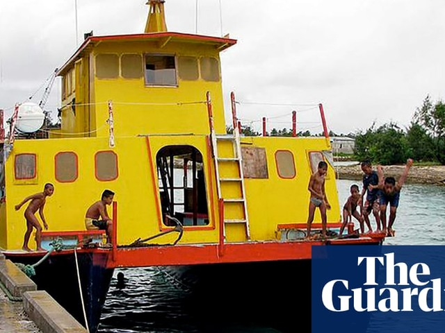 Kiribati ferry that sank, killing 95, not licensed to take passengers, inquiry finds