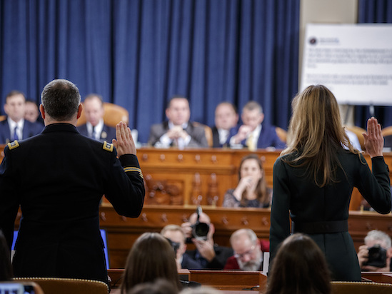 6 Key Moments From Trump Impeachment Hearing Day 3