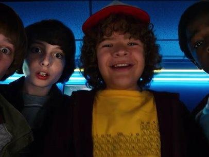 Watch the first full trailer for Stranger Things season 2