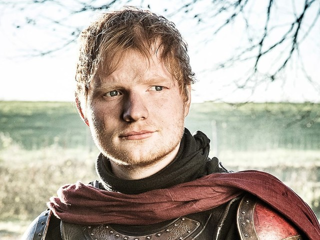 Ed Sheeran Responds to 'Game of Thrones' Cameo Criticism: 'I'm Cool With It'