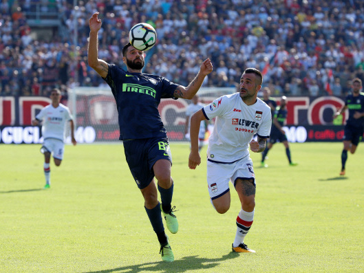 Inter stay top, Roma on the move in Serie A