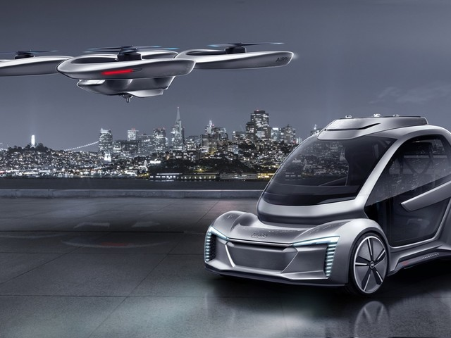 Audi and Airbus team up to test air taxis in Ingolstadt