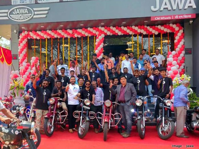 Jawa 100th dealership now open – Buyers awaiting delivery updates