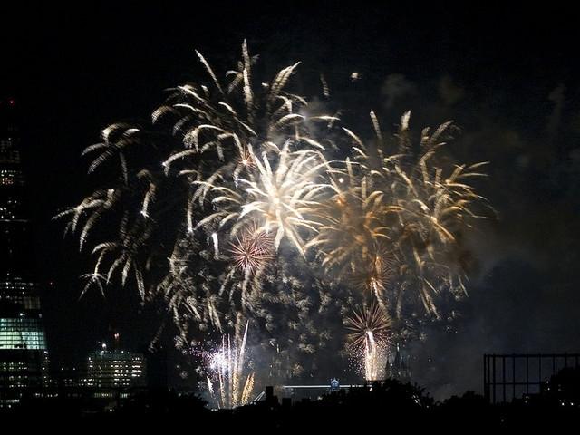 London's bonfire night firework displays 2019