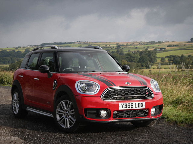 Mini Cooper SD Countryman (2017) review: Mighty improvements for the mega Mini?