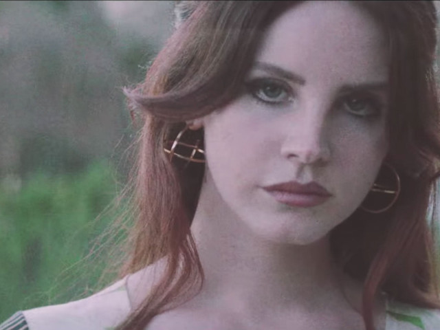Lana Del Rey's Video for 'White Mustang' Is Pretty Out There