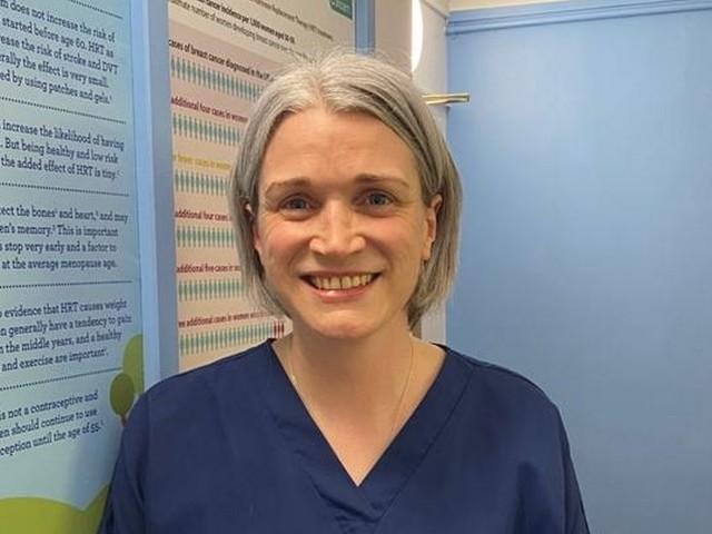 Nurse reveals the 'joy' of handing out lifesaving vaccine