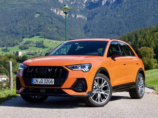 2019 Audi Q3 Review Motors Anygatorcom