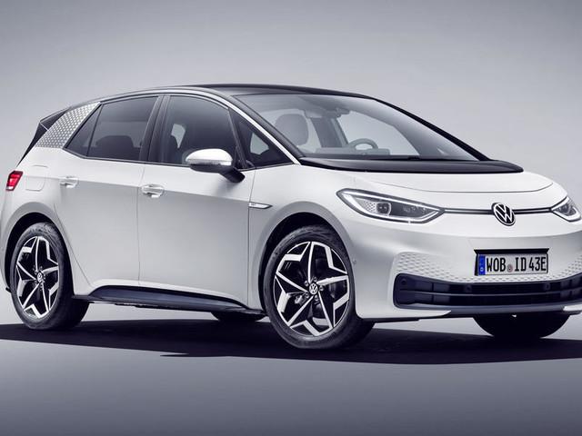 Volkswagen ID 3: vital EV revealed with up to 341-mile range