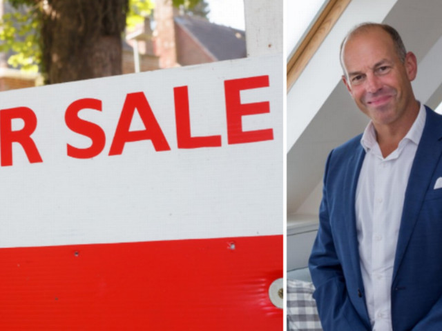 The simple trick estate agents use to work out if you'll put an offer in on a house