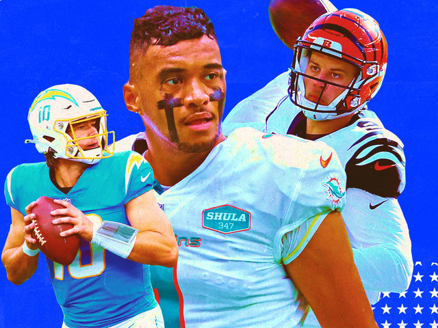 How do the 2020 rookie QBs compare to the legendary 2004 class?