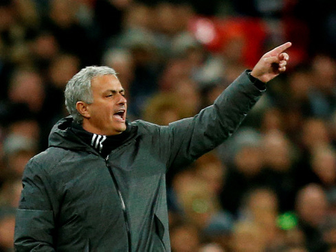 Mourinho slams his flops as quick-fire Spurs rock United