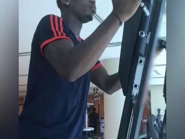 Paul Pogba: Jose Mourinho has no idea when Man Utd midfielder will be back