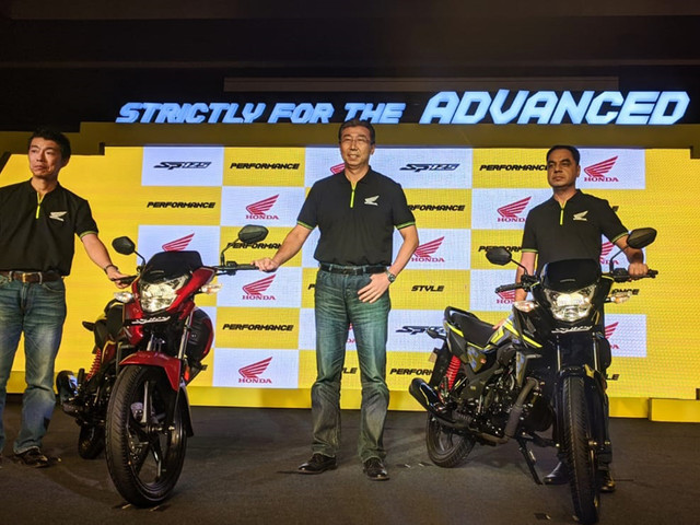 BS6 Honda SP 125 launched at Rs 72,900