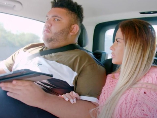 Katie Price says Harvey has self-harming scars due to his heartbreaking fears