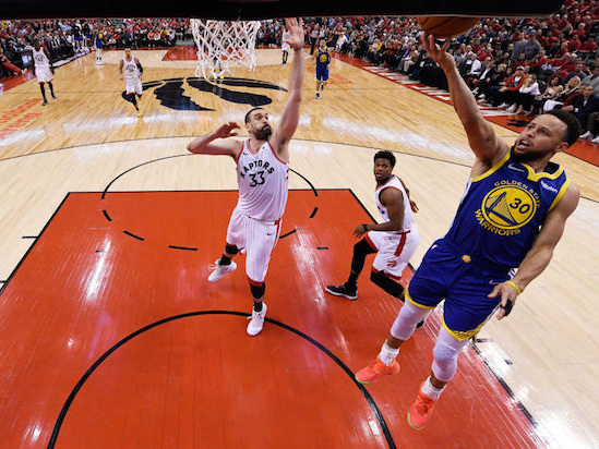 Virtual Reality and the NBA Finals Are a 'Match Made in Heaven,' NextVR's Content VP Says