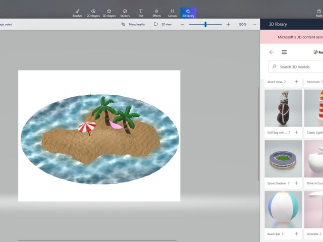 As Microsoft kills off Remix3D, it's time to save another important Paint 3D feature: Magic Select