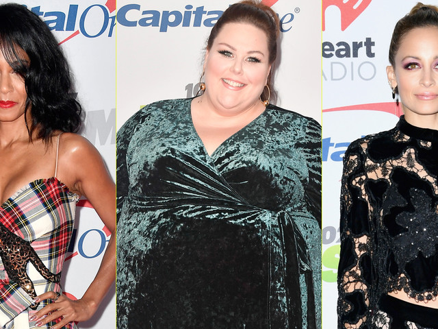 Jada Pinkett Smith, Chrissy Metz & Nicole Richie Kick Off the Holidays at Jingle Ball!