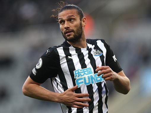 Andy Carroll says family are desperate for him to find a club after he left Newcastle this summer