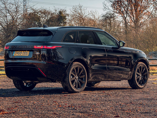 Range Rover Velar gains R-Dynamic Black Limited Edition