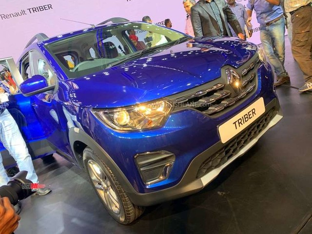 Renault Triber compact MPV targets core market, company to double sales by 2022