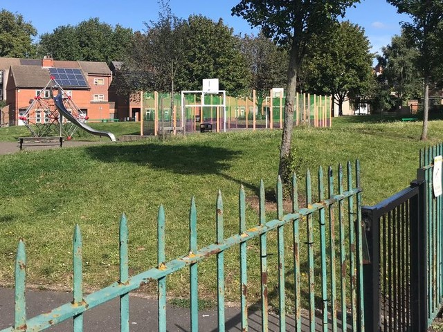 Boy arrested after 12-year-old slashed at Hyson Green park