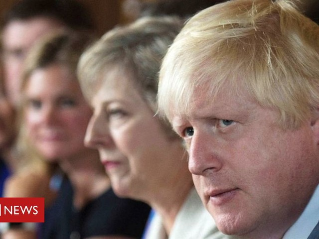 Theresa May kept Brexit 'out of hands' of Boris Johnson