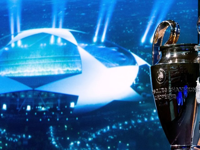 Champions League draw – LIVE: Man Utd, Chelsea, Spurs, Liverpool and Man City learn fate