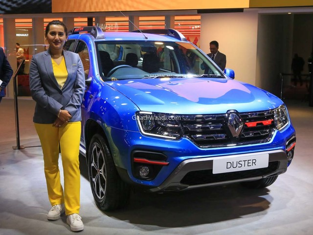 Renault Duster 1.3L Turbo-Petrol To Be Launched This Month