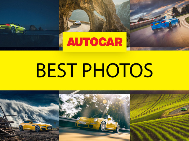Top of the shots: Our favourite Autocar photos of 2020